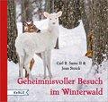 Geheimnisvoller Besuch im Winterwald
