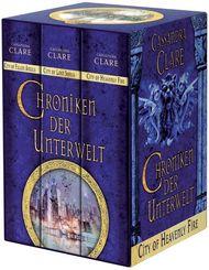 Chroniken der Unterwelt (3 Bücher im Schuber)