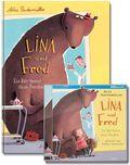 Lina und Fred. Ein Bär kennt kein Pardon, m. Audio-CD