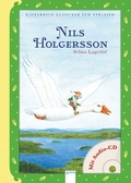 Nils Holgerssons wunderbare Reise, m. Audio-CD