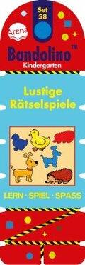 Bandolino (Spiele): Lustige Rätselspiele (Kinderspiel); Set.58