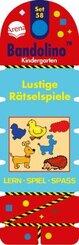 Lustige Rätselspiele (Kinderspiel)