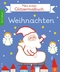 Mein erstes Glitzermalbuch. Weihnachten