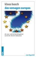 Enttäuschung Europa