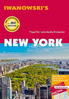Iwanowski's New York - Reiseführer von Iwanowski