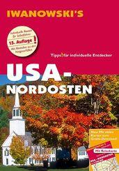 Iwanowski's USA Nordosten - Reiseführer von Iwanowski