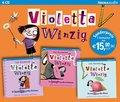 Violetta Winzig, 6 Audio-CDs