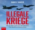 Illegale Kriege, 4 MP3-CDs