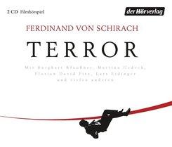 Terror, 2 Audio-CDs