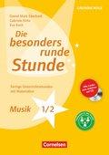 Musik - Klasse 1/2, m. Audio-CD