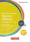 Klassenführung Klasse 5-10, m. CD-ROM