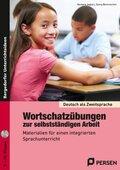 Wortschatzübungen zur selbstständigen Arbeit, m. CD-ROM