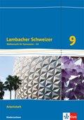 Lambacher-Schweizer, Ausgabe Niedersachsen G9: 9. Schuljahr, Arbeitsheft
