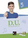 D.U. - DeutschUnterricht, Ausgabe Bayern: 5. Schuljahr, Schülerband