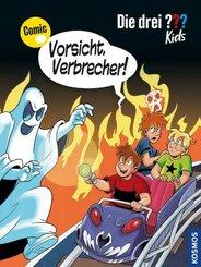 Die drei ??? Kids - Vorsicht, Verbrecher! Comic