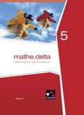 mathe.delta, Ausgabe Bayern: 5. Jahrgangsstufe, Lehrbuch