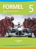 Formel plus, Ausgabe Bayern: 5. Jahrgangsstufe, Schülerbuch
