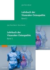 Lehrbuch der Viszeralen Osteopathie, 2 Bde.