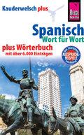 Reise Know-How Sprachführer Spanisch - Wort für Wort plus Wörterbuch