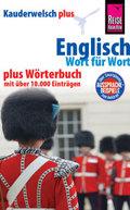 Reise Know-How Sprachführer Englisch - Wort für Wort plus Wörterbuch