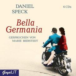 Bella Germania, 6 Audio-CDs