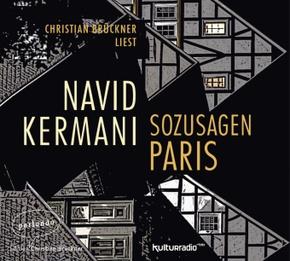 Sozusagen Paris, 6 Audio-CDs