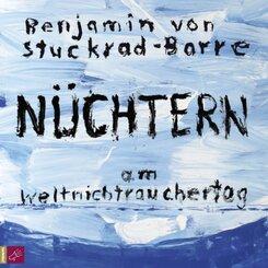 Nüchtern am Weltnichtrauchertag, 1 Audio-CD