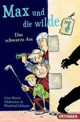 Max und die wilde Sieben -  Das schwarze Ass