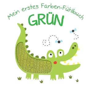 Mein erstes Farben-Fühlbuch - Grün