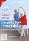 Die große 60+ Fitness-Box von TELE-GYM, 4 DVDs