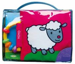 Mein superweiches Knisterbuch - Schaf