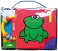 Mein superweiches Knisterbuch - Frosch