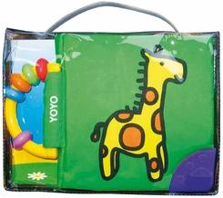Mein superweiches Knisterbuch - Giraffe