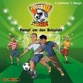 Fußball-Haie - Kampf um den Bolzplatz, 1 Audio-CD