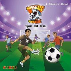 Fußball-Haie - Spiel mit Biss, 1 Audio-CD
