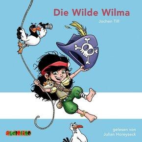 Die Wilde Wilma, 1 Audio-CD