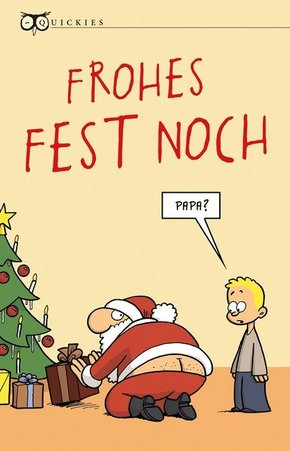 Frohes Fest noch