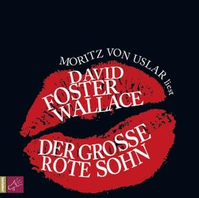 Der große rote Sohn, 2 Audio-CDs