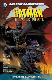 Batman Eternal - Hetzjagd auf Batman - Bd.4