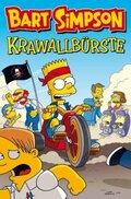 Bart Simpson Comic - Krawallbürste