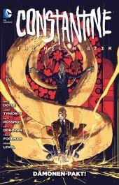 Constantine: The Hellblazer: Dämonen-Pakt!