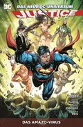 Justice League - Das Amazo-Virus