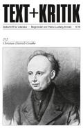 Text + Kritik: Christian Dietrich Grabbe; H.212