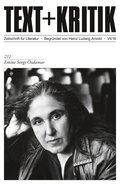 Text + Kritik: Emine Sevgi Özdamar; 211