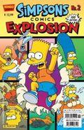 Simpsons Comics Explosion - Bd.2
