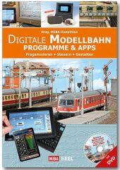 Digitale Modellbahn - Programme & Apps, m. DVD