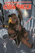 Star Wars Comics - Chewbacca