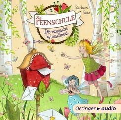 Die Feenschule - Die magische Wunschpost, 1 Audio-CD