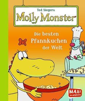 Ted Siegers Molly Monster: Die besten Pfannkuchen