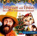Pettersson und Findus - Das schönste Weihnachten überhaupt, 1 Audio-CD